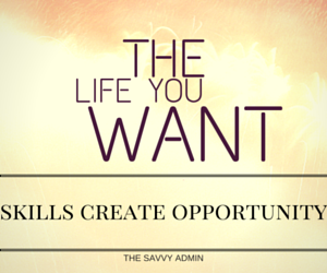 skills create opportunity